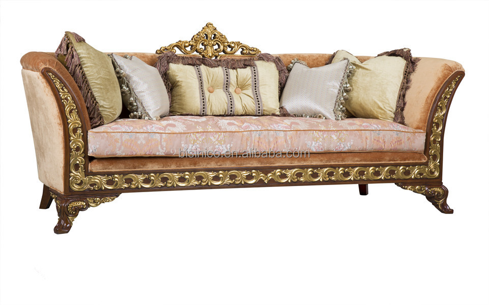 Royal british style palace furniture empire style antique for Sofa royal classic