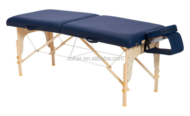 Portable Massage Table Tattoo Spa Beauty Facial Bed WT007A Salon Chiro Exam