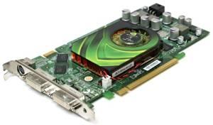 Dell HH748 Nvidia GeForce 7900 GS Video Graphics Card 256MB Memory PCI-E High Profile Dual DVI + S-Video