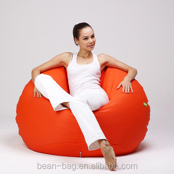 Ball Pure Color Bean Bag Sofa