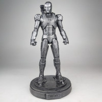 home decoration gift polyresin resin iron man bust action figure iron man statue