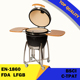 Outdoor Charcoal BBQ Grills Professional BBQ Grill Rotating Rotisserie
