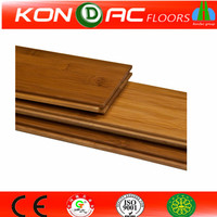 Carbonized horizontal solid waterproof bamboo flooring tile mat