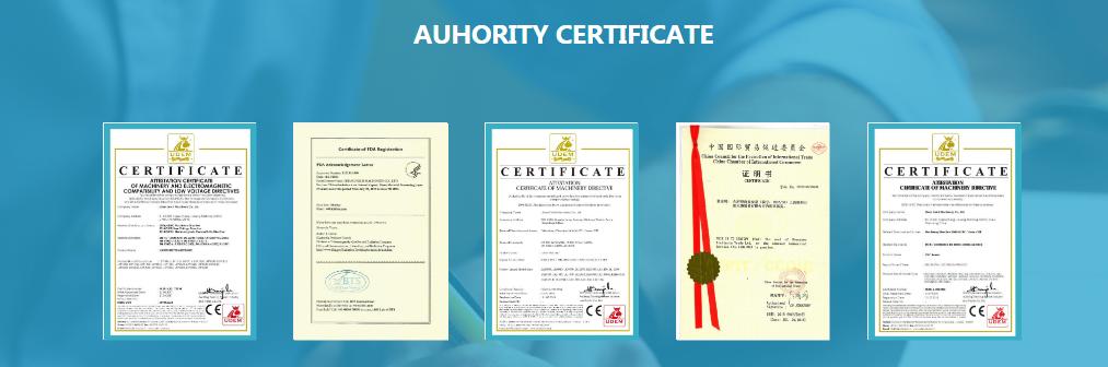 CE стандартный ЧПУ плазменной резки Китай завод certificate.png