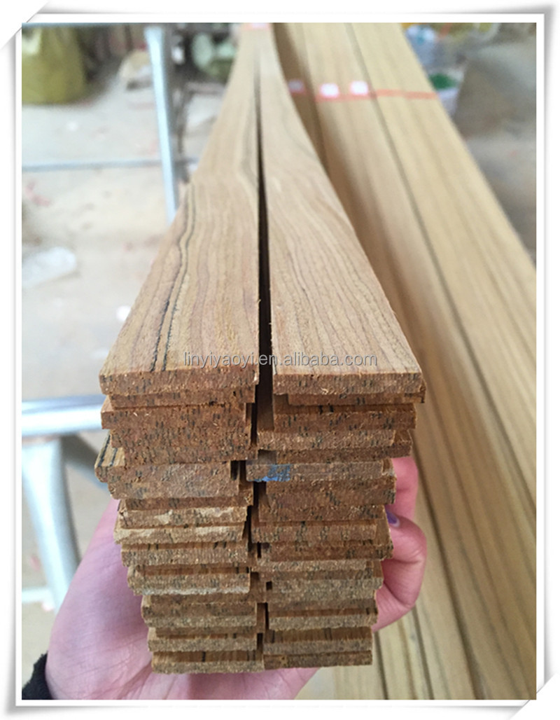 engineered wood moulding recon teak margin