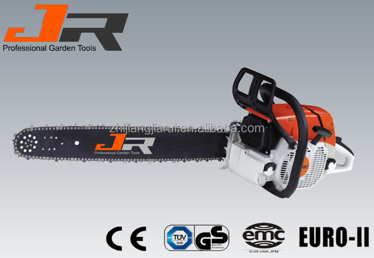 ST381 high quality gasoline chainsaw