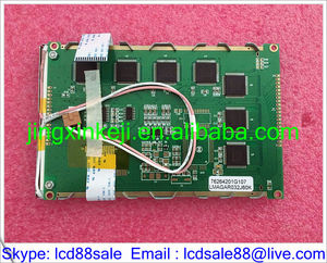 blue glass and CCFl backlight LMAGAR032J60K lcd screen in stock for industrial use
