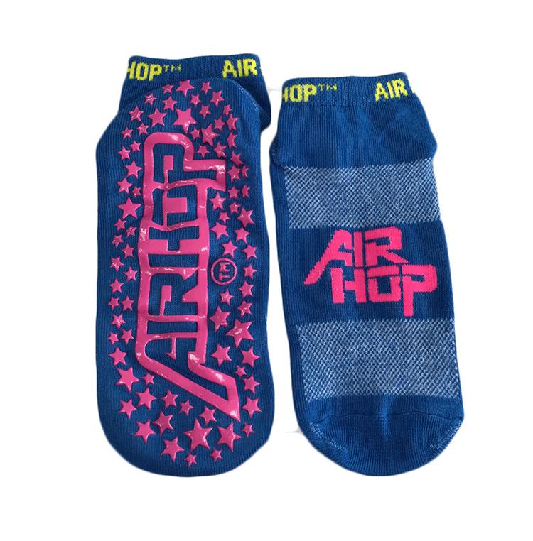 YIWU Hot selling non slip socks yoga socks trampoline socks
