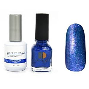 Le Chat Perfect Match Led-Uv Gel Polish Kits - Complete A-Z Collection, Starstruck by Lechat