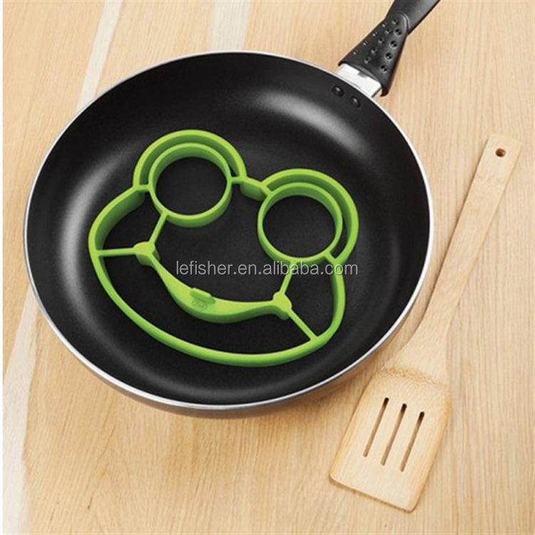 Ni os mejor regalo utensilios de cocina de silicona rana - Utensilios de cocina para ninos ...