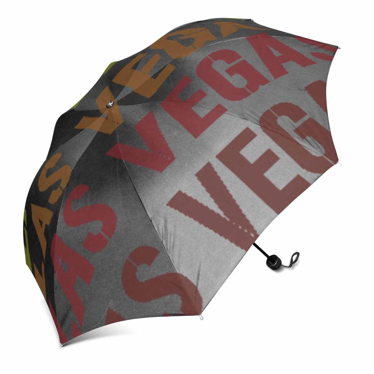 Ngjainxfac Folding Umbrella Windproof Sturdy and Portable,37.4 inch x 11.42 inch