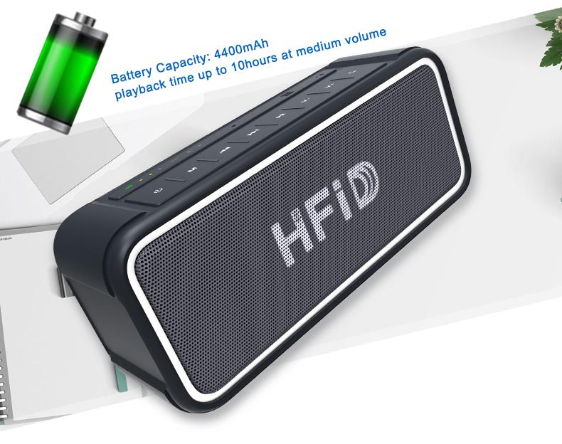 Professional Oem 25w Ipx7 Waterproof Outdoor Bluetooth Speaker - Buy ...