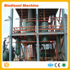 European standards recycling waste vegetable oil to biodiesel plant