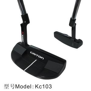 OEM Stainless steel head special cnc milled golf putter Manufacture&Exports Kc103