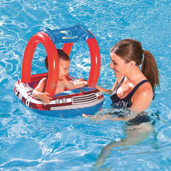 Bestway Fire Rescue Inflatable Baby Swim Floaties With