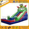 China manufacturer cheap inflatable dry slide A4001
