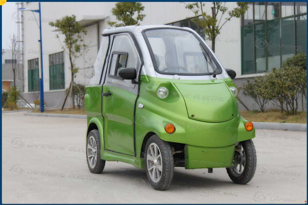 Chinese Mini Electric Car Fully Enclosed Mobility Scooter