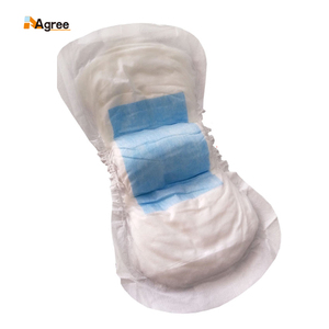 Ladies Non-Woven Disposable Breathable Maternity Sanitary Pad, Maternity Pad With Loop