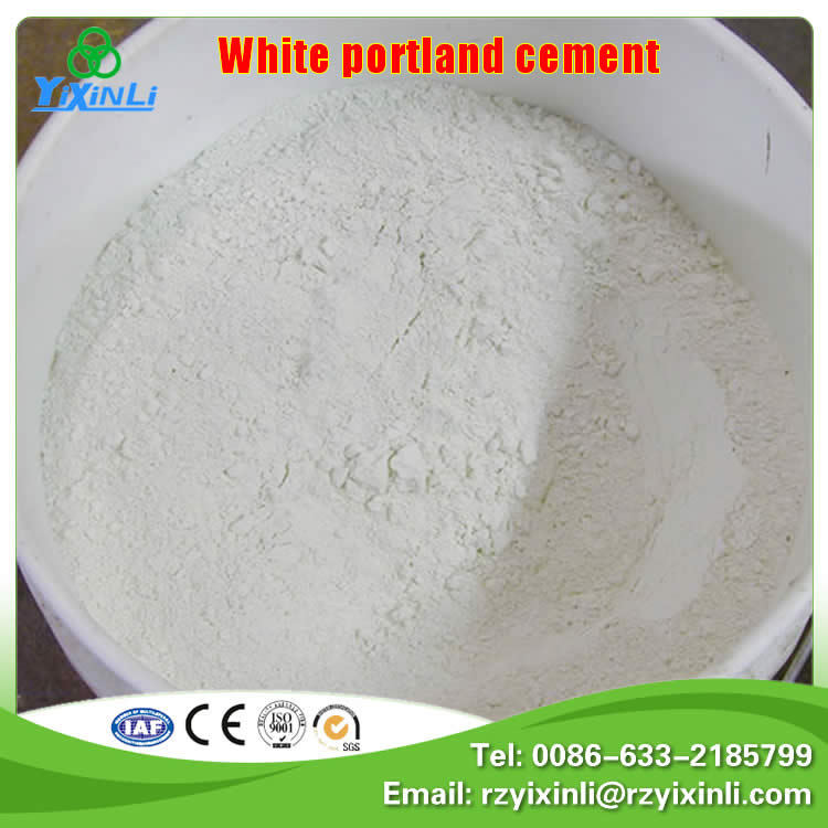 cheap white cement 42.5 price for tiles