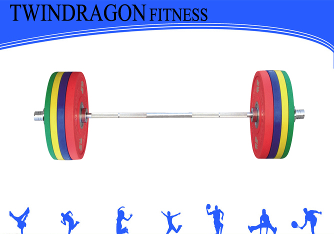 Low Price op barbell set body pump weight set