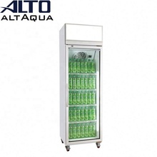 285 W 360L TOP montato display <span class=keywords><strong>frigo</strong></span> per negozio