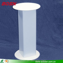 Clear Acrylic Pedestal Table, Clear Acrylic Pedestal Table Suppliers And  Manufacturers At Alibaba.com