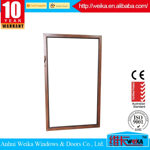 AS2047 double glazed tempered glass windows/fixed window in high quality