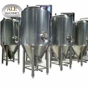 Shandong 20bbl second hand brewing equipment uk for sale, grain mills. brewhouse, fermenters, control, cooling, CIP