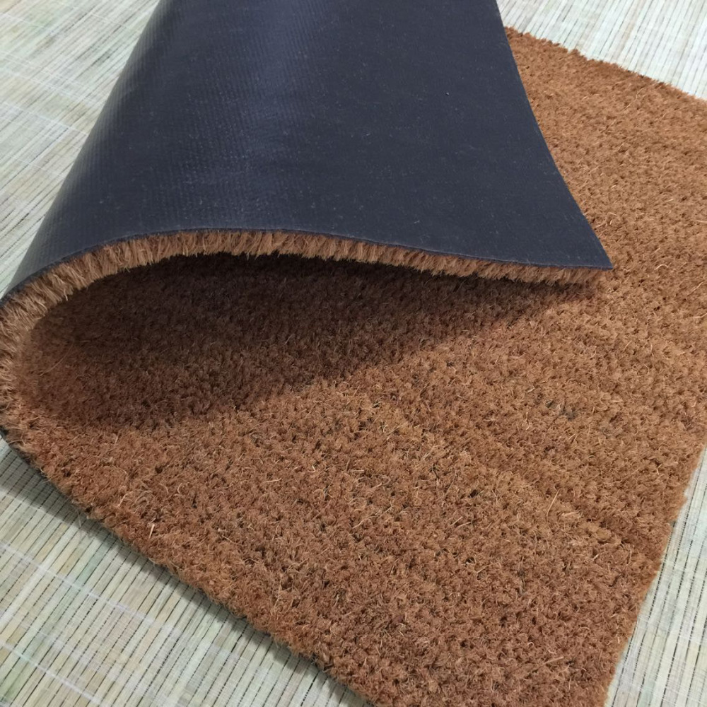 buy floor mats coconut plain fiber product blank coco diy detail coir door