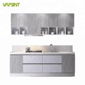 White Oak Kitchen Furniture Cabinets