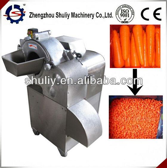 vegetable cuber machine