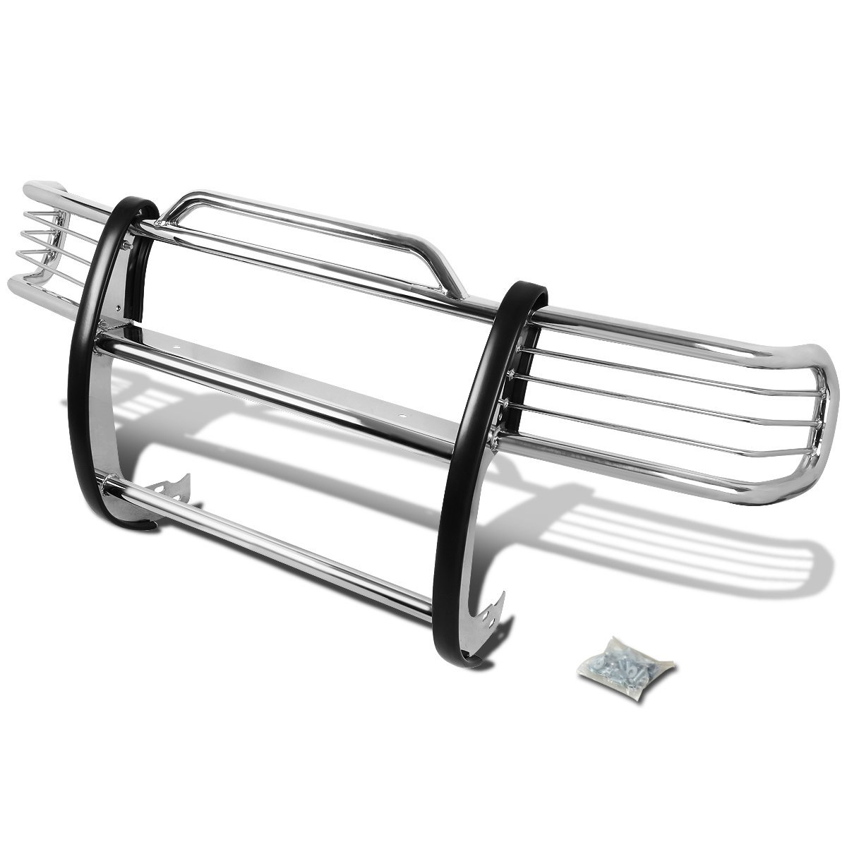 Cheap Isuzu Sport Car Find Deals On Line At Alibabacom 1999 Amigo Water Pump Get Quotations Honda Passport Redeo Front Bumper Protector Brush Grille Guard Chrome