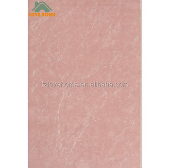 Pink Ceramic Bathroom Wall Tile With Cheapest Prices And Good - Bathroom tiles cheapest prices