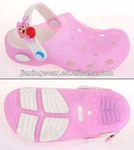 Customized cheap ladies wholesale jelly shoes