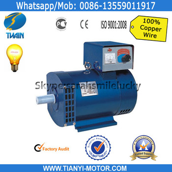 China Electric Price Mini Generator