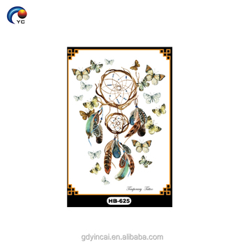 Dreaming Catcher TattooLatest Design Body Sticker With Best Price Stunning Dream Catcher Tattoo Prices