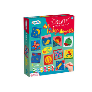 DIY Creative Educational Drawing Toy 3D Art Fridge Magnets