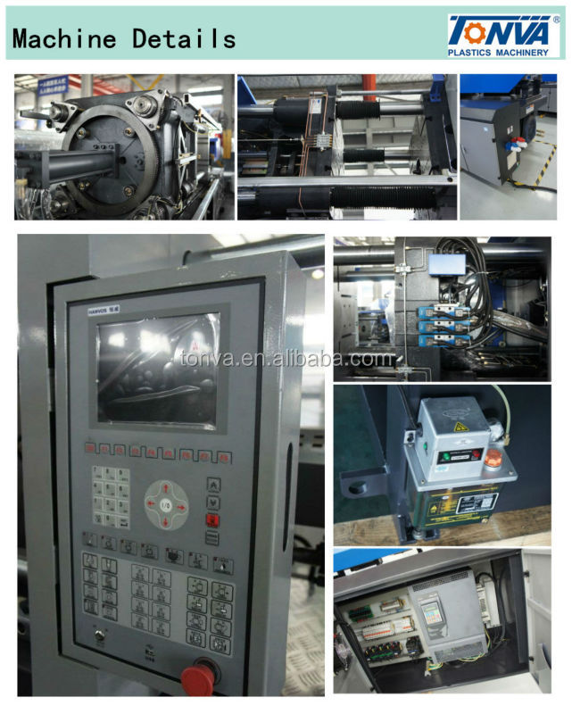 520 Tons Plastic Injection Molding Machine