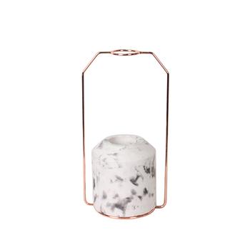 Indoor Clear Plastic Cylinder Vase Cube Acrylic Vaseflower Pot