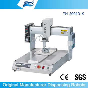 TianHao Electronic Equipment For Solder Paste On PCB