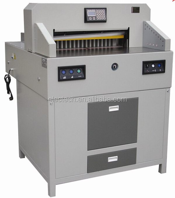 7208HD Electric Program Control Paper Cut Machine