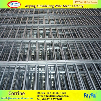 Verzinkt Baustahlmatten Panel,Verzinkt Baustahlmatten Kaufen - Buy ...