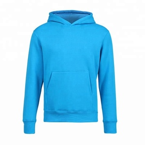 Free sample Group Activities OEM youths 330 grams 45 polyester 55 cotton Sleeveless Hoodies