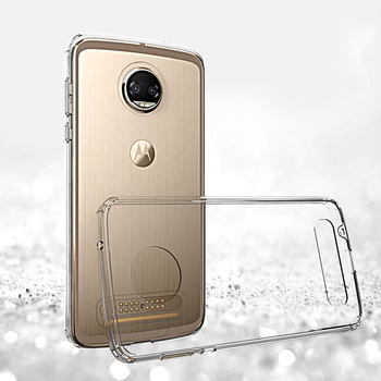 best sneakers 0bc21 415ed Android Phone Case For Moto Z2 Force Crystal Acrylic Tpu Bumper Case Clear  Full Cover - Buy Android Phone Case For Moto Z2 Force,Acrylic Tpu Bumper ...