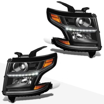 car headlight For CHEVROLET Tahoe 2015 2016 2017 Head lamp Headlights