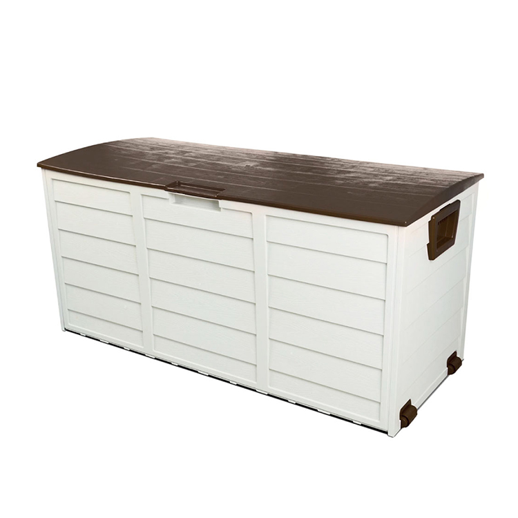 Outdoor Patio Deck Box Alle Weer Grote Opbergkast Container Organizer