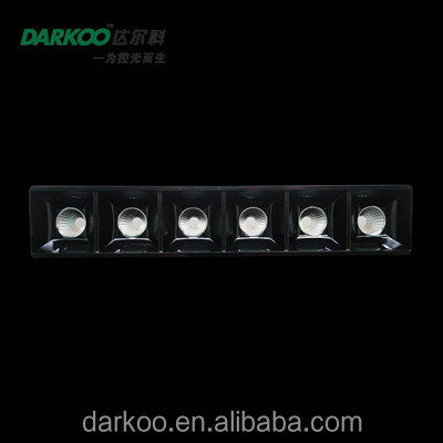 Heat Resistance Indoor Light Reflector18 inch Six Reflectors In One 3030reflector 5050reflector
