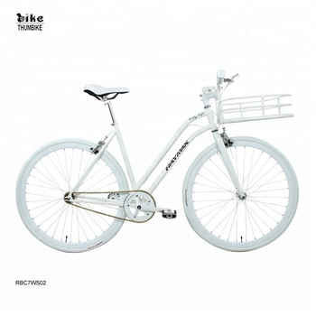 Fashionable high-carbon steel high quality women bicycle city bike