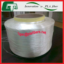 PLA filament for woven fabric