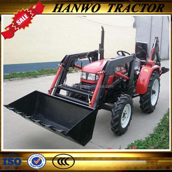 30hp Compact Tractor